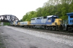 Willard Yard power headed to Cumberland for inspections and tinkering
